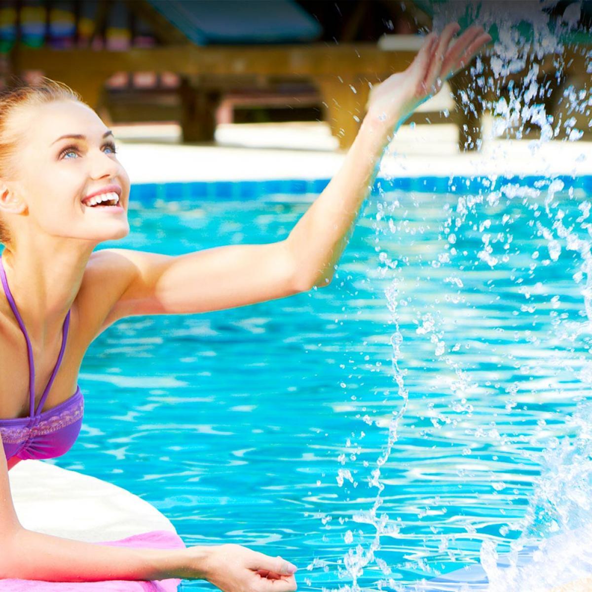 Imagens: Como funciona o gerador de ozônio para piscinas